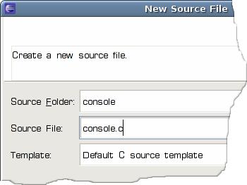 C Source file